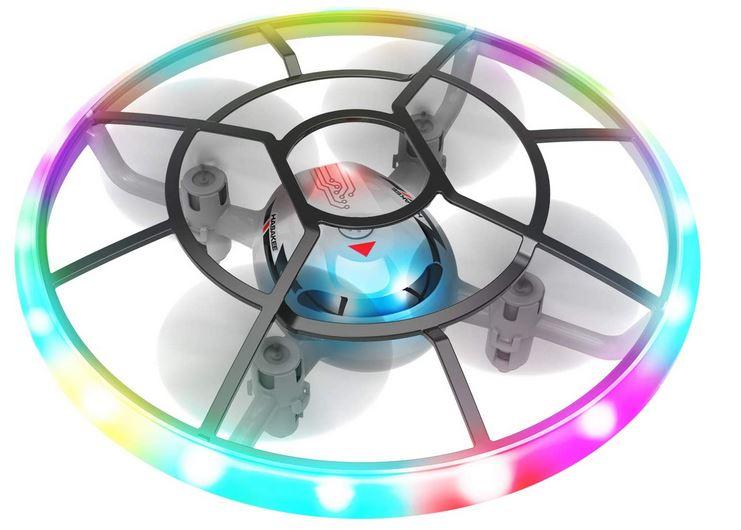 drone de couleur arc en ciel pour enfants de la marque HASAKEE Q7