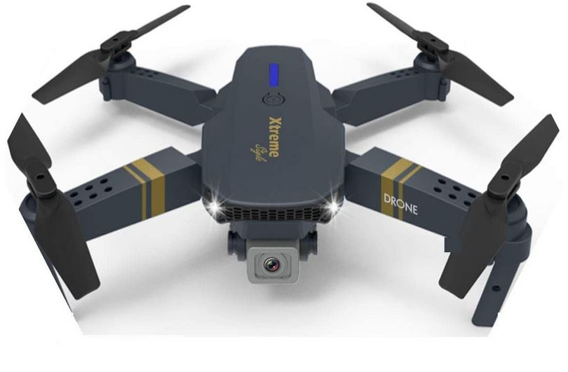 drone premier prix pour adolescent et adulte XTREME style PFV UHD noir et or