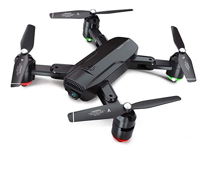 minidrone Dragon Touch GPS avec camera mode follow me et bien plus