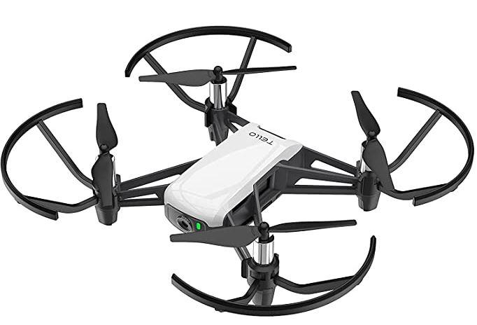 une-valeur-sure-le-drone-mini-drone-DJI-ryze-tello-blanc-et-noir-avec-transmission-HD-720p